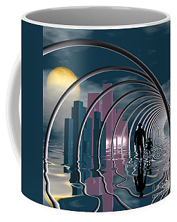 Good-bye Coffee Mug