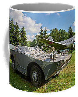 Coffee Mug featuring the photograph Good Company by Tgchan