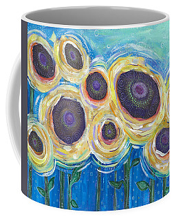 Wild And Free Coffee Mug by Tanielle Childers