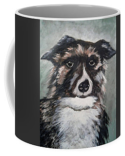 Good Dog By Christine Lites Coffee Mug