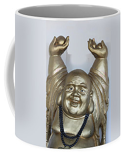 Good Luck Buddha Coffee Mug