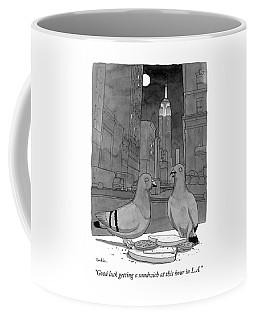 Good Luck Getting A Sandwich Coffee Mug