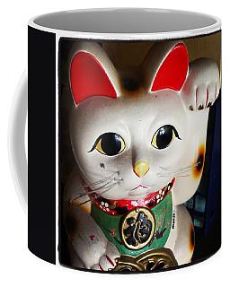 Coffee Mug featuring the photograph Good Meowning. #myfab5 by Mr Photojimsf
