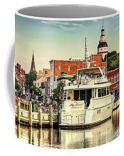 Good Morning Annapolis Coffee Mug