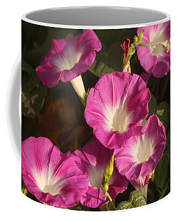 Good Morning, Glory Coffee Mug by Sheila Brown