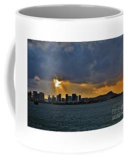 Good Morning Honolulu Coffee Mug by Craig Wood