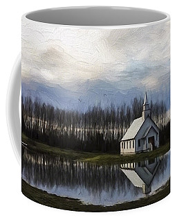 Good Morning - Hope Valley Art Coffee Mug
