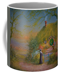 Good Morning Coffee Mug by Joe Gilronan