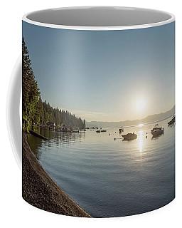 Good Morning Lake Tahoe Coffee Mug