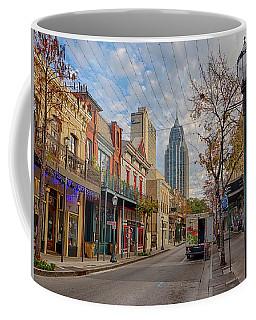 Good Morning Mobile Coffee Mug