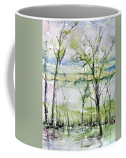 Good Morning On Da Bayou Faciane Coffee Mug