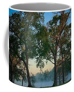 Good Morning Waco Coffee Mug