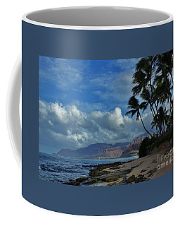 Good Morning Waianae Coffee Mug by Craig Wood