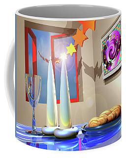 Good Shabbos Coffee Mug