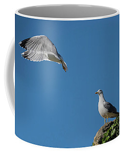 Goodbye My Love Coffee Mug