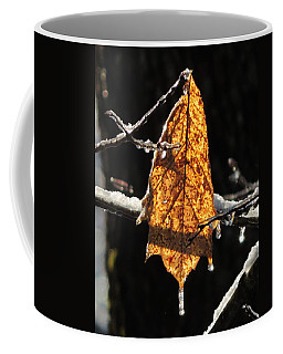 Goodbye To Autumn Coffee Mug