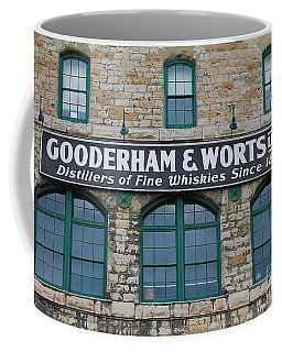 Gooderham And Worts Distillery Coffee Mug