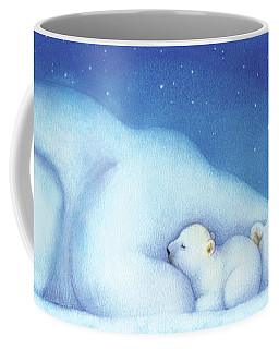 Arctic Bears, Goodnight Nanook Coffee Mug