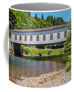 Goodpasture Covered Bridge Coffee Mug