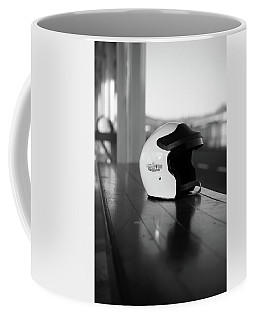 Goodwood Helmet Coffee Mug