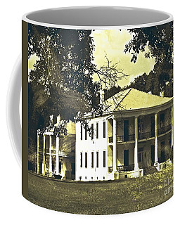 Goodwood Plantation Baton Rouge Circa 1852 Coffee Mug