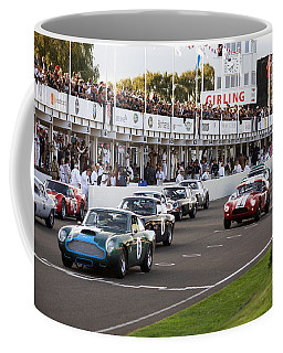 Goodwood Revival Coffee Mug