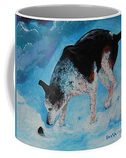 Goofie Coffee Mug by Dan Whittemore