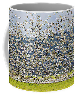 Goose Storm Coffee Mug