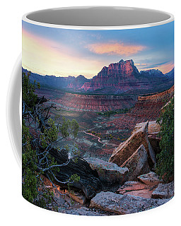 Gooseberry Mesa - Kinesava Mtn Coffee Mug