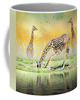 Coffee Mug featuring the photograph Gopher I Know I Saw A Gorpher by Diane Schuster