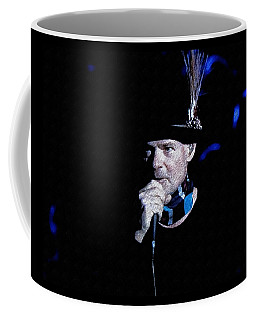 Gord Downie In Concert Coffee Mug