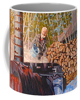 Gordon Coffee Mug