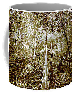 Gorge Swinging Bridges Coffee Mug