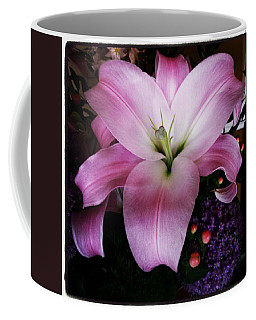 Coffee Mug featuring the photograph Gorgeous Flowers. Real. I Think They by Mr Photojimsf