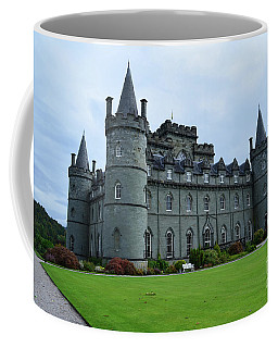Gorgeous View Of Inveraray Castle Coffee Mug