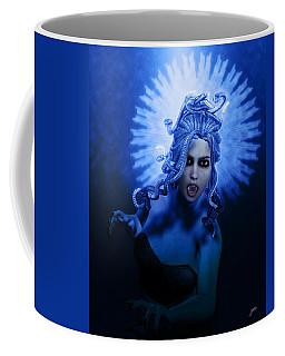 Gorgon Blue Coffee Mug