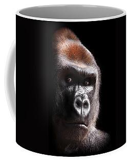 Gorilla ... Kouillou Coffee Mug