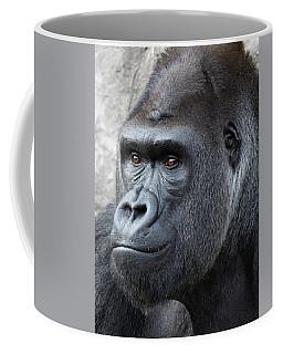 Gorillas In The Mist Coffee Mug