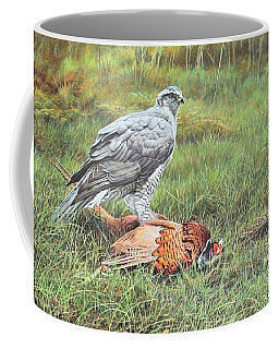 Goshawk Coffee Mug