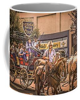 Goshen Mounted Police Coffee Mug