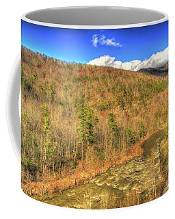 Goshen Pass In Late Fall #2 Coffee Mug