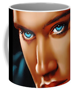 Gospel Elvis Coffee Mug