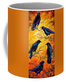 Gossip Column II Coffee Mug