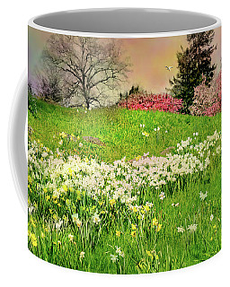 Coffee Mug featuring the photograph Got A Thing For You by Diana Angstadt