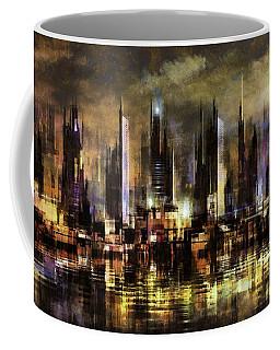 Gotham City IIi Coffee Mug