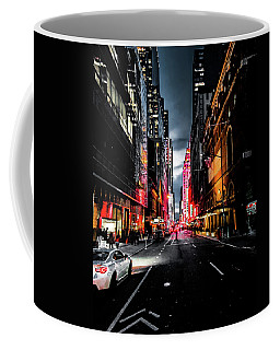 Coffee Mug featuring the photograph Gotham  by Nicklas Gustafsson