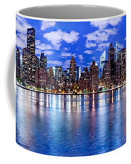Gothem Coffee Mug by Az Jackson