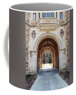 Gothic Archway Photography Coffee Mug