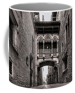Gothic Barcelona Coffee Mug