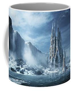 Gothic Fantasy Or Expiatory Temple Coffee Mug
